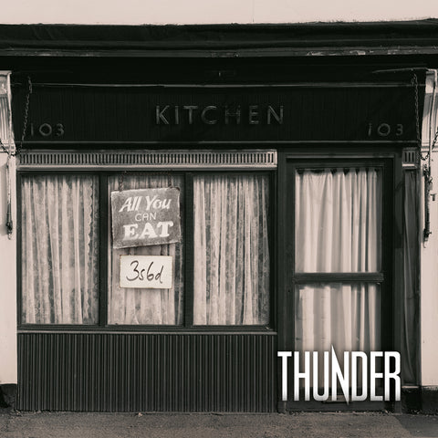 Thunder - All You Can Eat(2xCD+DVD)