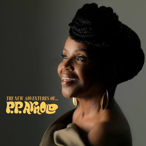 P P Arnold - The New Adventures Of...P.P. Arnold(VINYL)