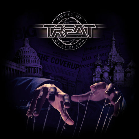 Treat - Ghost Of Graceland(CD)