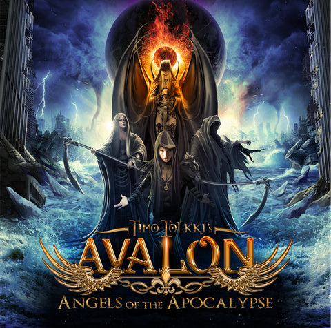 Timo Tolkki's Avalon - Angels of the Apocalypse(CD)