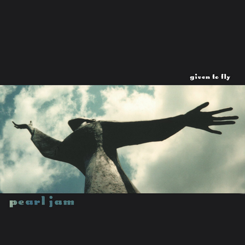Pearl Jam - Given To Fly - 7'' (VINYL)