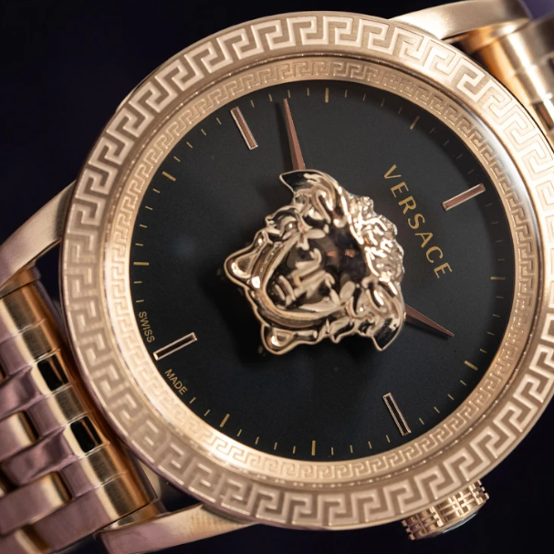 5 Great Choices For You: Versace Watches For Women