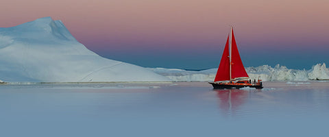 Sailing in the Artic - Bering