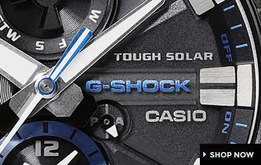 G-Shock Authorized Retailer - TimeMachinePlus.com