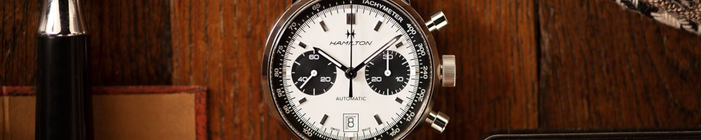 Hamilton watch collection