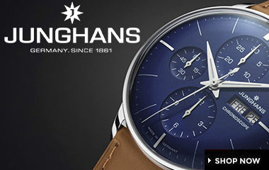 Junghans German Watches Authorized Retailer - TimeMachinePlus.com