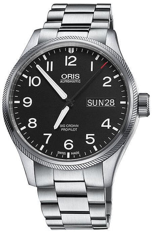 Oris Big Crown ProPilot Big Day Date Men's Watch 01 752 7760 4164-07 8 22 08
