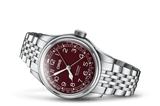 Oris Big Crown Pointer Date Red Dial Steel Strap Men's Watch 01 754 7741 4068-07 8 20 22