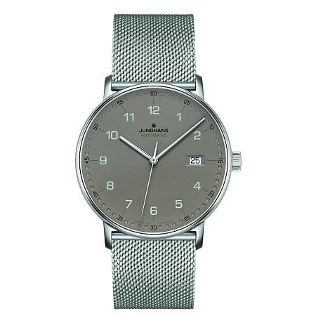 Junghans Form A Automatic Matte Taupe Dial Men's Watch 027/4836.44
