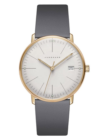 Junghans Max Bill Damen PVD Quartz Women's Watch 047/7853.04
