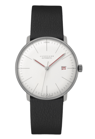 Junghans Max Bill Automatic Bauhaus Unisex Watch 027/4009.02