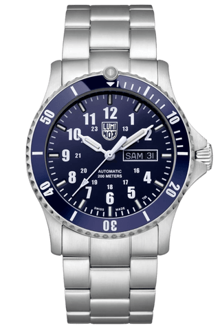 Luminox Sea Series Automatic Sport Timer Stainless Steel Men's Watch XS.0924