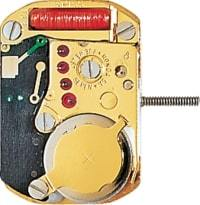 RONDA Slimtech 1032 Movement Gold-Plated Swiss Made
