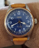 Oris Big Crown Pointer Date 36mm Deep Blue Dial Unisex Watch 01 754 7749 4365-07 5 17 66