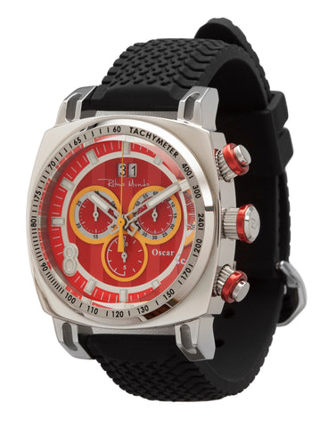 Ritmo Mundo Racer Limited Edition Oscar Emboaba Chrono Men's Watch 2221/Oscar