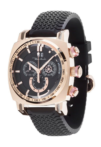 Ritmo Mundo Racer Chronograph Rose Gold Men's Watch 2221/9 Rose Gold Pink