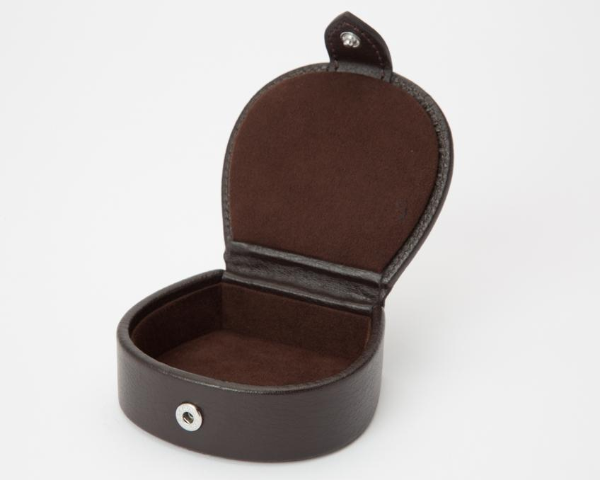 WOLF Blake Cufflink-Stud Box Brown 305406