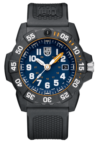 Luminox Navy SEAL Foundation Blue Dial Men's Watch XS.3503.NSF