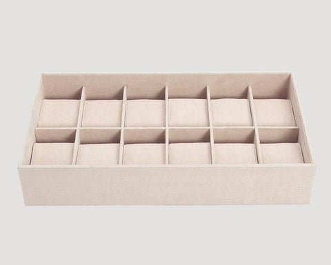 WOLF Vault 12pcs Watch Tray Insert 436570