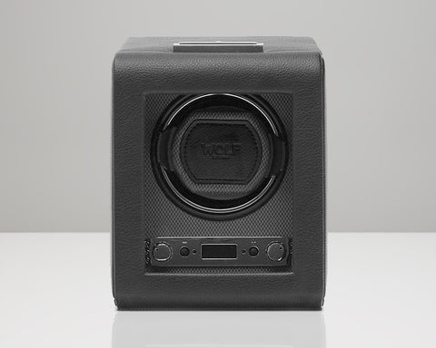 WOLF 456002 Viceroy 2.7 Single Watch Winder Black