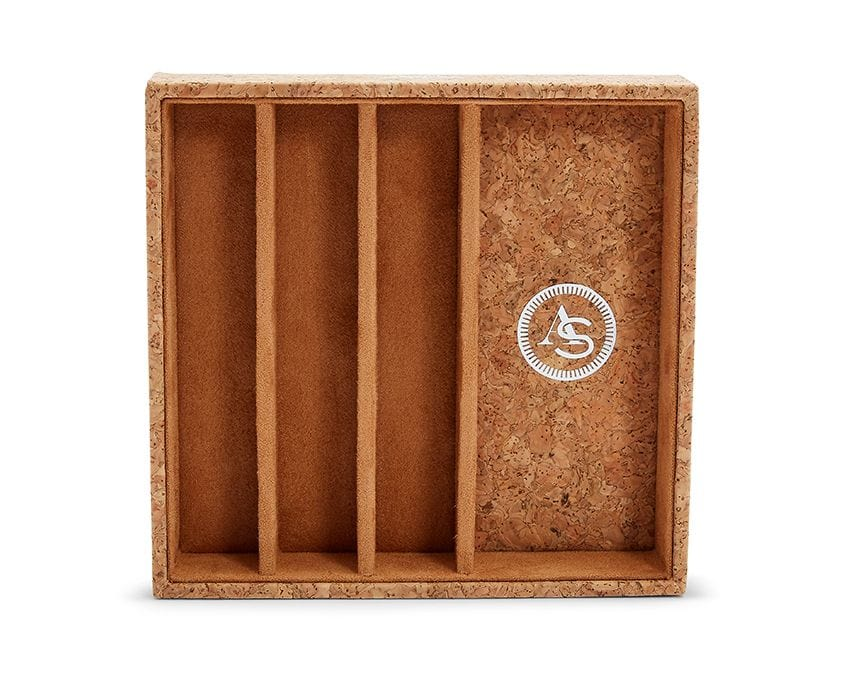 WOLF Analog/Shift 1976 Collection Strap Changing Cork Tray 709361