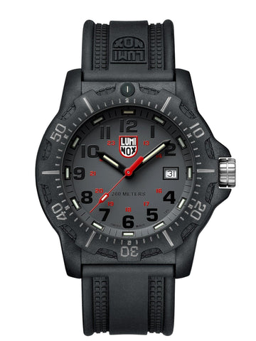 Luminox Land BlackOps 8882 Carbon Case Black Rubber Strap Men's Watch XL.8882.F