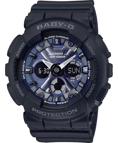 G-Shock Baby-G Analog-Digital Blue Dial Women's Watch BA130-1A2