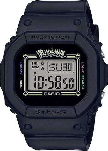 G-Shock Baby-G 25th Anniversary Pokemon Pikachu Limited Edition Unisex Watch BGD560PKC-1