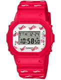G-Shock Digital Curtis Kulig Limited Edition Love Me Unisex Watch DW5600LH-4