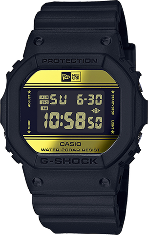 G-Shock Digital Sport Limited Edition New Era Cap Unisex Watch DW5600NE-1
