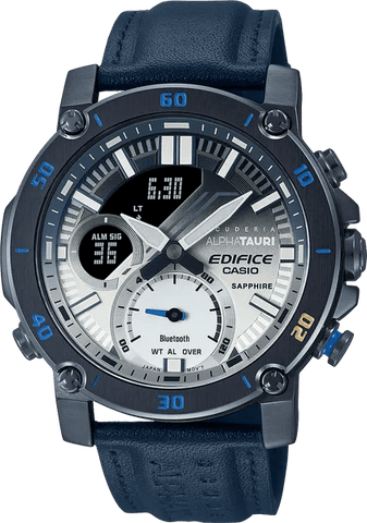EDIFICE Casio Scuderia AlphaTauri Limited Edition Men's Watch ECB20AT-2A