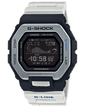 G-Shock Digital G-LIDE Sport White Unisex Watch GBX100-7