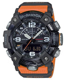 G-Shock Mudmaster Carbon Core Guard Orange Men's Watch GGB100-1A9