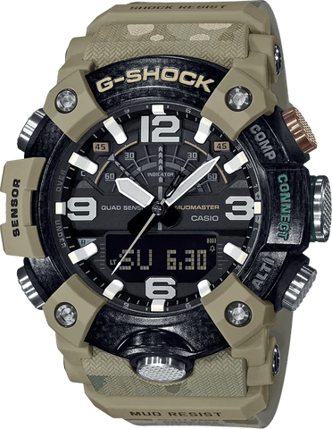 G-Shock British Army X G-SHOCK MUDMASTER Limited Edition Men's Watch GGB100BA-1A