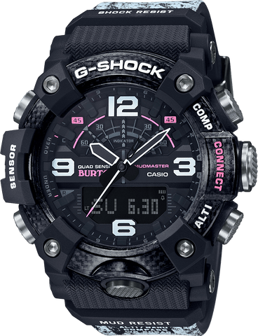 G-Shock Mudmaster Burton Limited Edition Men's Watch GGB100BTN-1A