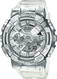 G-Shock Analog-Digital Camo Pattern Limited Edition Men's Watch GM110SCM-1A