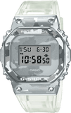 G-Shock Digital Semi-Transparent Camo Pattern Men's Watch GM5600SCM-1