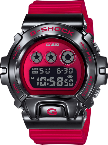 G-Shock Digital Black-Red Limited Edition Men's Watch GM6900B-4