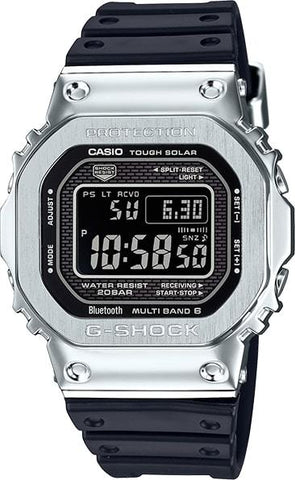 G-Shock Digital Black Rubber Strap Solar Men's Watch GMWB5000-1