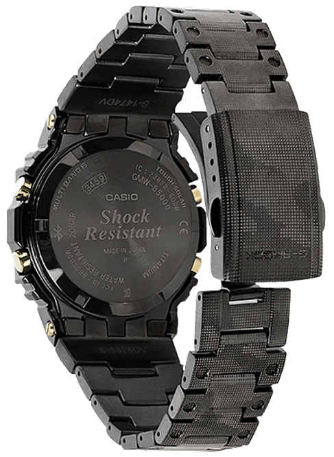 G-Shock Digital Titanium Camo Men's Watch GMWB5000TCM-1