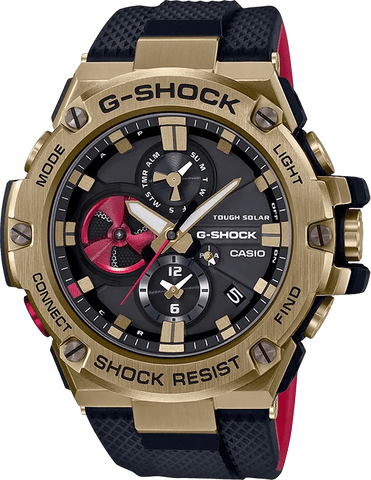 G-Shock G-STEEL Rui Hachimura Limited Edition Men's Watch GSTB100RH-1A