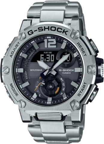 G-Shock G-STEEL Limited Edition Set Stainless Steel Men's Watch GSTB300E-5A