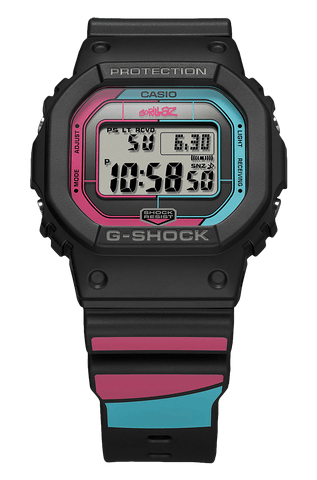 G-Shock Gorillax X G-Shock Limited Edition Unisex Watch GWB5600GZ-1