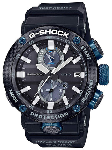 G-Shock GravityMaster Analog-Digital Carbon-Titanium Men's Watch GWRB1000-1A1