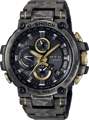 G-Shock MT-G Camo Solar Connected Men's Watch MTGB1000DCM-1