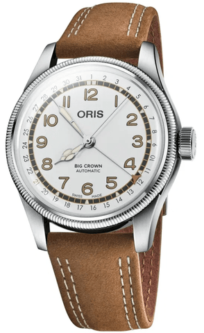Oris Big Crown Roberto Clemente Limited Edition Men's Watch 01 754 7741 4081-Set