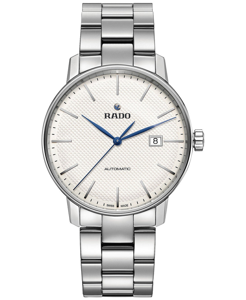 RADO Coupole Classic Automatic White Dial Stainless Steel Men's Watch R22876013