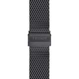 Tissot PR 100 Chronograph Anthracite Dial Mesh Strap Men's Watch T1014172306100