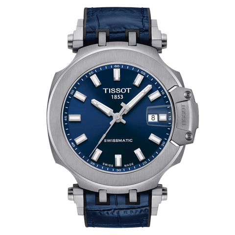 Tissot T-Sport T-Race Swissmatic Blue Men's Watch T1154071704100