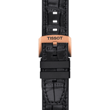 Tissot T-Sport T-Race Swissmatic Rose Gold-Black Men's Watch T1154073705100